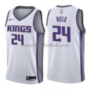 Sacramento Kings Basketball Trøjer 2018 Buddy Hield 24# Association Edition..