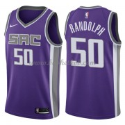 Sacramento Kings Basketball Trøjer 2018 Zach Randolph 50# Icon Edition..
