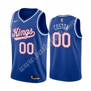 Sacramento Kings Basketball Trøjer NBA 2019-20 Blå Classics Edition Swingman..