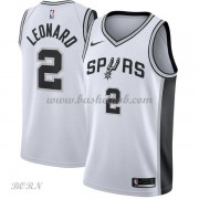 NBA Basketball Trøje Børn San Antonio Spurs 2018 Kawhi Leonard 2# Association Edition..