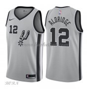 NBA Basketball Trøje Børn San Antonio Spurs 2018 LaMarcus Aldridge 12# Statement Edition..