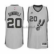 San Antonio Spurs Basketball Trøjer 2015-16 Manu Ginobili 20# Alternate..