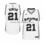 San Antonio Spurs Basketball Trøjer 2015-16 Tim Duncan 21# Home..