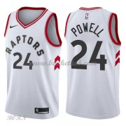 NBA Basketball Trøje Børn Toronto Raptors 2018 Norman Powell 24# Association Edition..