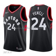 NBA Basketball Trøje Børn Toronto Raptors 2018 Norman Powell 24# Statement Edition..