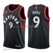 NBA Basketball Trøje Børn Toronto Raptors 2018 Serge Ibaka 9# Statement Edition..