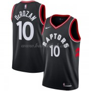 Toronto Raptors Basketball Trøjer 2018 DeMar DeRozan 10# Statement Edition..