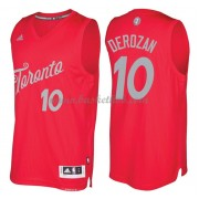 Toronto Raptors 2016 Demar Derozan 10# Jul NBA Basketball Trøjer..