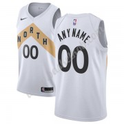 Toronto Raptors Basketball Trøjer NBA 2019-20 Hvid City Edition Swingman..
