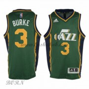 NBA Basketball Trøje Børn Utah Jazz 2015-16 Trey Burke 3# Alternatre..