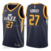 NBA Basketball Trøje Børn Utah Jazz 2018 Rudy Gobert 27# Icon Edition..