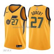 NBA Basketball Trøje Børn Utah Jazz 2018 Rudy Gobert 27# Statement Edition..