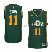 Utah Jazz Basketball Trøjer 2015-16 Dante Exum 11# Alternatre..