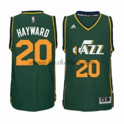 Utah Jazz Basketball Trøjer 2015-16 Gordon Hayward 20# Alternate..