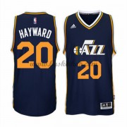 Utah Jazz Basketball Trøjer 2015-16 Gordon Hayward 20# Road..