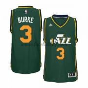 Utah Jazz Basketball Trøjer 2015-16 Trey Burke 3# Alternatre..