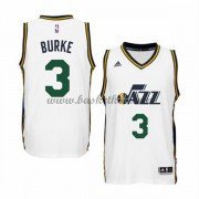 Utah Jazz Basketball Trøjer 2015-16 Trey Burke 3# Home..