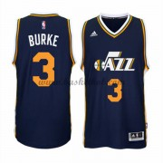 Utah Jazz Basketball Trøjer 2015-16 Trey Burke 3# Road..