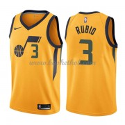 Utah Jazz Basketball Trøjer 2018 Ricky Rubio 3# Statement Edition..
