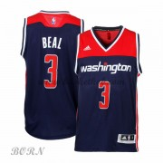 NBA Basketball Trøje Børn Washington Wizards 2015-16 Bradley Beal 3# Alternate..