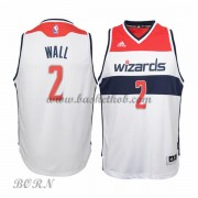 NBA Basketball Trøje Børn Washington Wizards 2015-16 John Wall 2# Home..