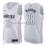 NBA Basketball Trøje Børn Washington Wizards 2018 Ian Mahinmi 28# City Edition..
