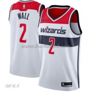 NBA Basketball Trøje Børn Washington Wizards 2018 John Wall 2# Association Edition..