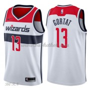 NBA Basketball Trøje Børn Washington Wizards 2018 Marcin Gortat 13# Association Edition..
