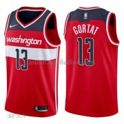 NBA Basketball Trøje Børn Washington Wizards 2018 Marcin Gortat 13# Icon Edition..