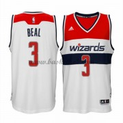 Washington Wizards Basketball Trøjer 2015-16 Bradley Beal 3# Home..