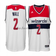 Washington Wizards Basketball Trøjer 2015-16 John Wall 2# Home..