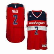 Washington Wizards Basketball Trøjer 2015-16 John Wall 2# Road..