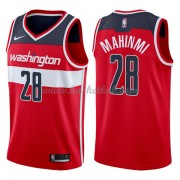 Washington Wizards Basketball Trøjer 2018 Ian Mahinmi 28# Icon Edition..