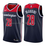Washington Wizards Basketball Trøjer 2018 Ian Mahinmi 28# Statement Edition..