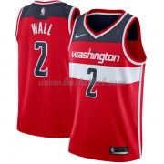 Washington Wizards Basketball Trøjer 2018 John Wall 2# Icon Edition..