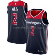 Washington Wizards Basketball Trøjer 2018 John Wall 2# Statement Edition..