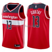 Washington Wizards Basketball Trøjer 2018 Marcin Gortat 13# Icon Edition..