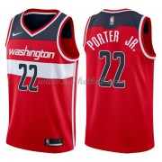 Washington Wizards Basketball Trøjer 2018 Otto Porter Jr. 22# Icon Edition..