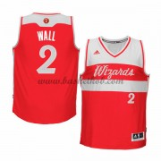 Washington Wizards 2015 John Wall 2# Jul NBA Basketball Trøjer..