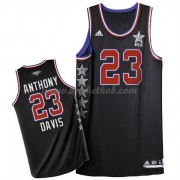West All Star Game 2015 Anthony Davis 23# NBA Swingman Basketball Trøjer