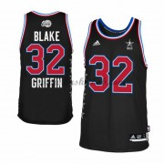 West All Star Game 2015 Blake Griffin 32# NBA Swingman Basketball Trøjer..