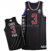 West All Star Game 2015 Chris Paul 3# NBA Swingman Basketball Trøjer