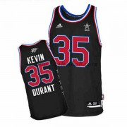 West All Star Game 2015 Kevin Durant 35# NBA Swingman Basketball Trøjer..