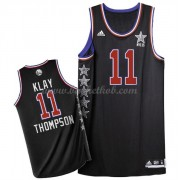 West All Star Game 2015 Klay Thompson 11# NBA Swingman Basketball Trøjer..