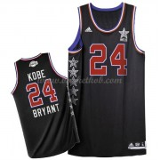 West All Star Game 2015 Kobe Bryant 24# NBA Swingman Basketball Trøjer