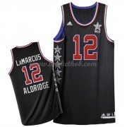 West All Star Game 2015 Lamarcus Aldridge 12# NBA Swingman Basketball Trøjer..