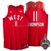West All Star Game 2016 Klay Thompson 11# NBA Swingman Basketball Trøjer..