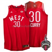 West All Star Game 2016 Stephen Curry 30# NBA Swingman Basketball Trøjer..
