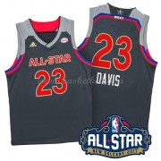 West All Star Game 2017 Anthony Davis 23# NBA Swingman Basketball Trøjer..