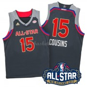 West All Star Game 2017 Demarcus Cousins 15# NBA Swingman Basketball Trøjer..